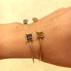 Jewelry - 3 for $30 2 Bangle Bracelets Banana Republic